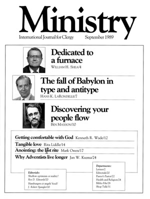 September 1989 cover image