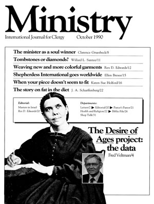 October 1990 cover image
