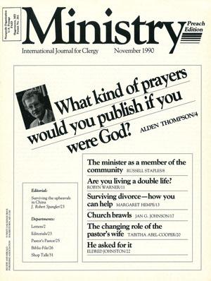 November 1990 cover image