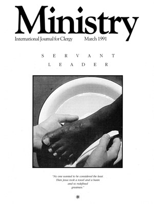 March 1991 cover image