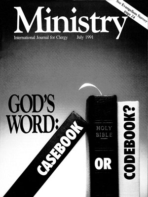 July 1991 cover image