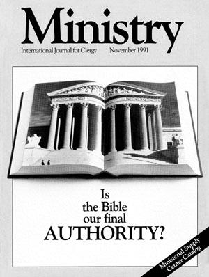 November 1991 cover image
