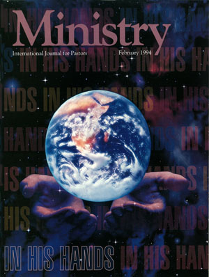 February 1994 cover image