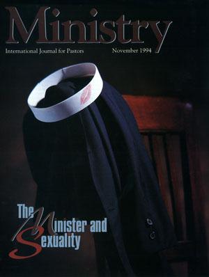 November 1994 cover image