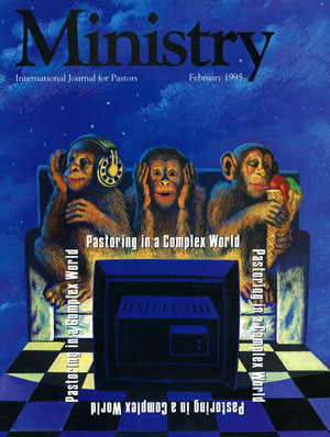 February 1995 cover image