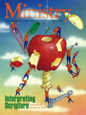 March 1996 cover image