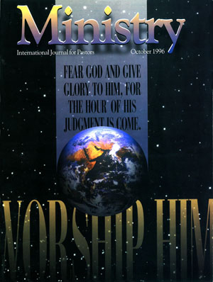 October 1996 cover image