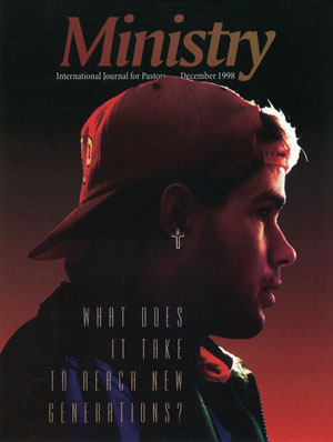 December 1998 cover image