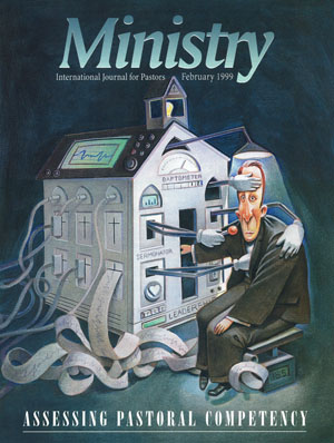 February 1999 cover image