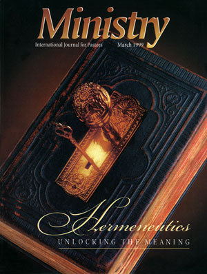 March 1999 cover image