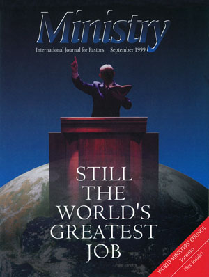 September 1999 cover image