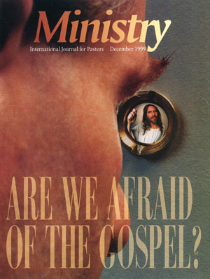 December 1999 cover image