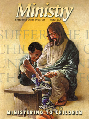 March 2000 cover image