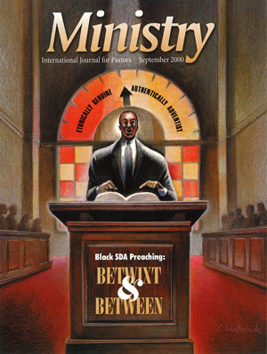 September 2000 cover image
