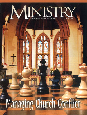 May 2001 cover image