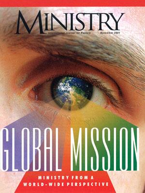 November 2001 cover image