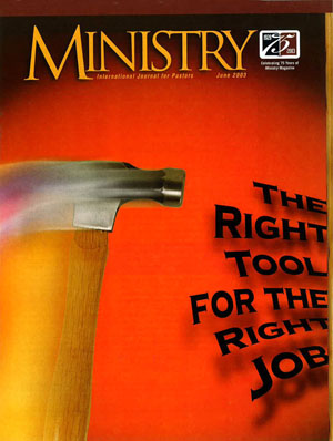 June 2003 cover image