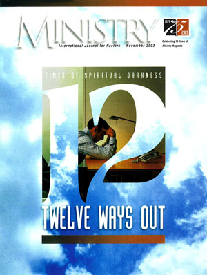 November 2003 cover image
