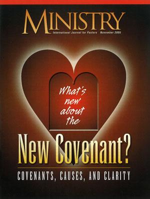November 2005 cover image