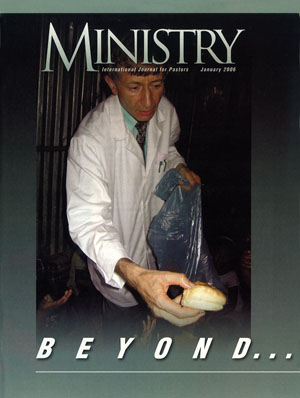 January 2006 cover image