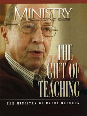 November 2006 cover image