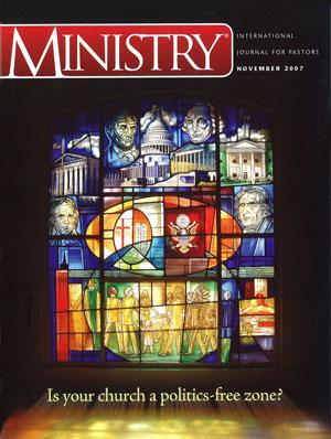 November 2007 cover image
