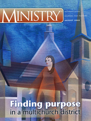 August 2008 cover image