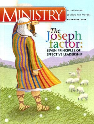 November 2008 cover image