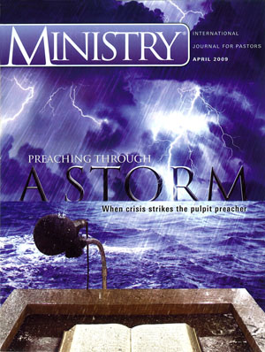 April 2009 cover image