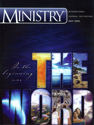 July 2009 cover image
