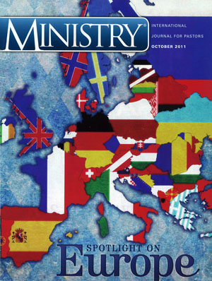 October 2011 cover image