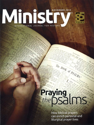 November 2013 cover image