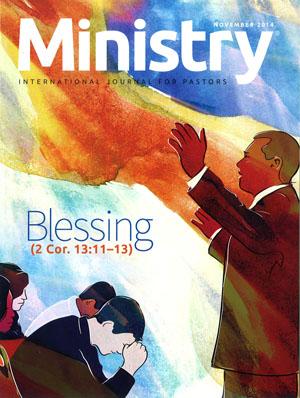 November 2014 cover image