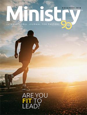 November 2018 cover image